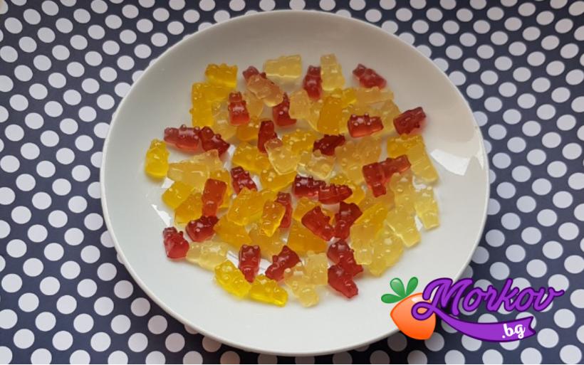 Домашни Желирани Бонбони Мечета