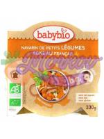 Био Агнешко със зеленчуци Babybio