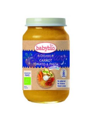 Био Зеленчуково меню с Макарони Babybio
