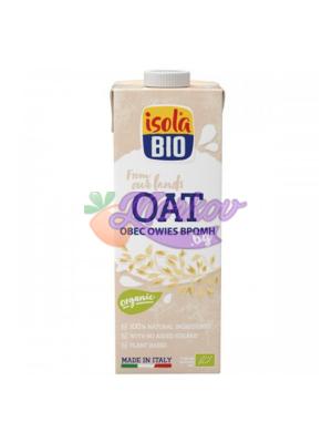Био овесено мляко без захар Isola Bio