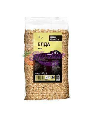 Био Елда - зелена на зърна