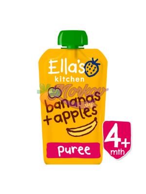 Био Банани и Ябълки Ellas kitchen