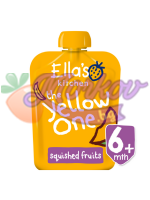 Био Жълтото плодово смути Ellas kitchen