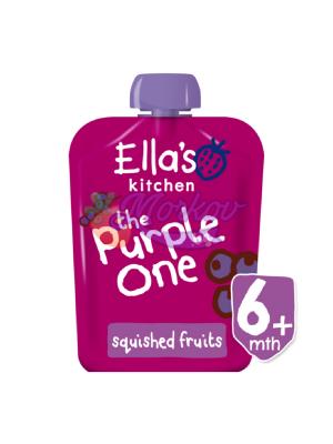 Био Лилавото плодово смути Ellas kitchen