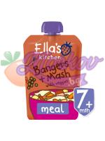 Био Мляно свинско месо с картофи и зеленчуци Ellas kitchen