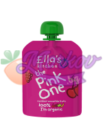 Био Розовото плодово смути Ellas kitchen