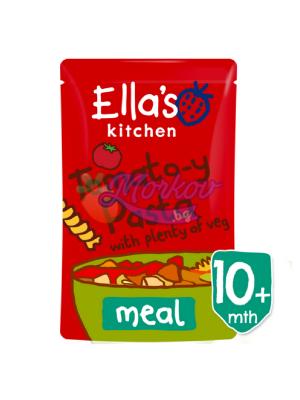Био Доматена Паста със Зеленчуци Ellas kitchen