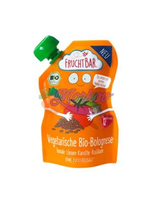Био Вегетариански Сос Болонезе за детски ястия Fruchtbar