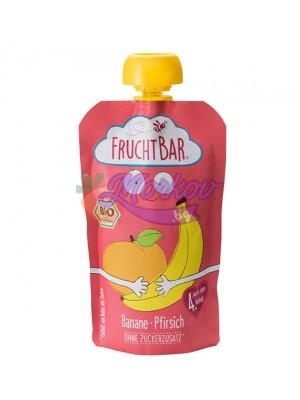 Био Банан и Праскова Fruchtbar