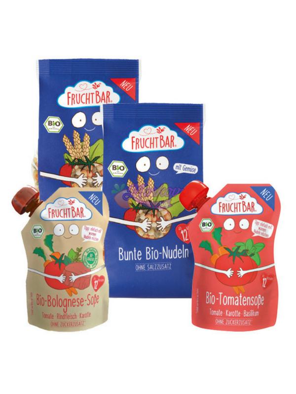 Пакет Детска Паста със Сосове Fruchtbar