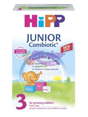 Комбиотик 3 мляко за малки деца над 1 година Hipp