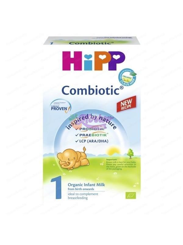 БИО Комбиотик мляко за кърмачета HIPP 1