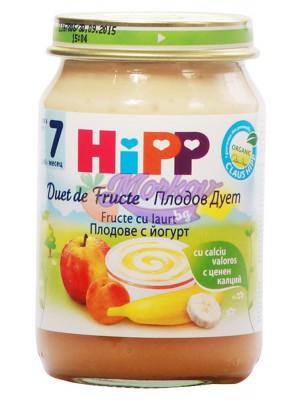 Био Йогурт с плодове Hipp