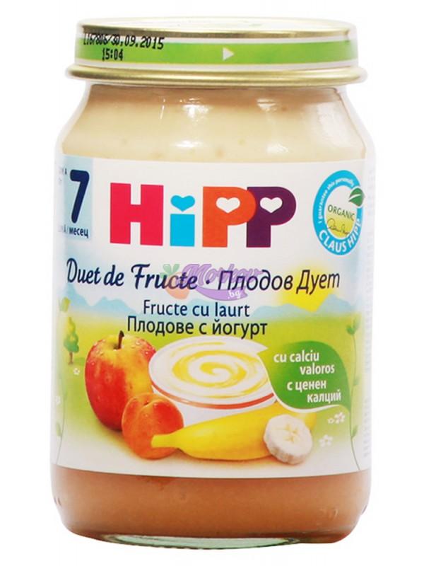 Био Йогурт с плодове