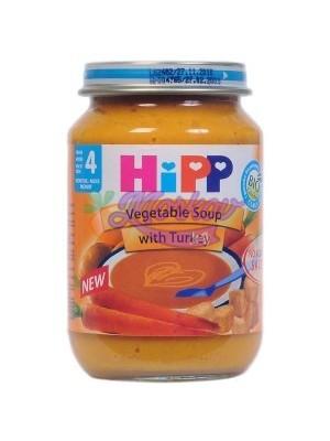 Био Зеленчукова супа с пуйка Hipp