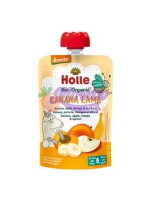 Био Банан, Ябълка, Манго, Кайсия Holle