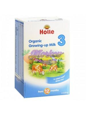 Био мляко за подрастващи Формула 3
