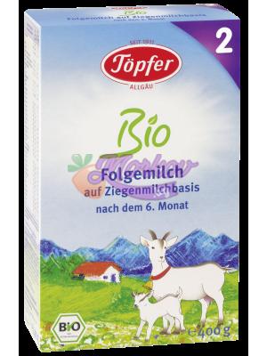 БИО Козе мляко за кърмачета 2 Lactana Topfer