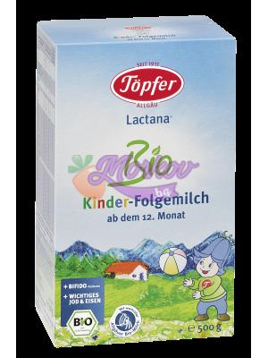 БИО преходно мляко Lactana BIO KINDER