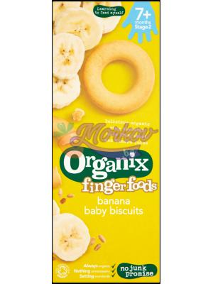 Био бисквити за бебета с банан