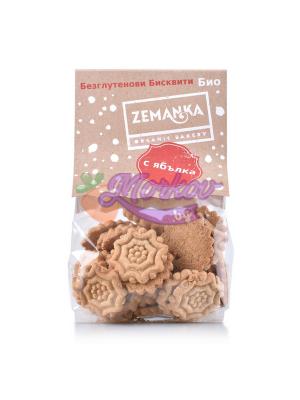 Био Безглутенови бисквити с Елда и Ябълка
