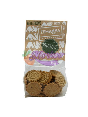 Био Безглутенови бисквити с Елда и Круша