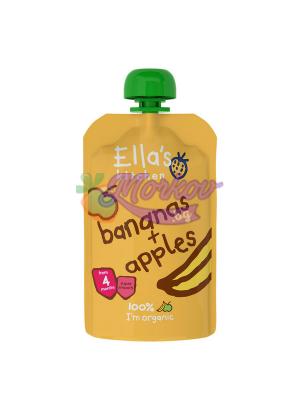 Био Банани и Ябълки