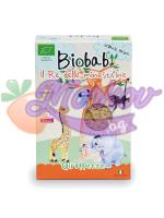 Звездички от камут, ориз и морков - детска био паста Biobab